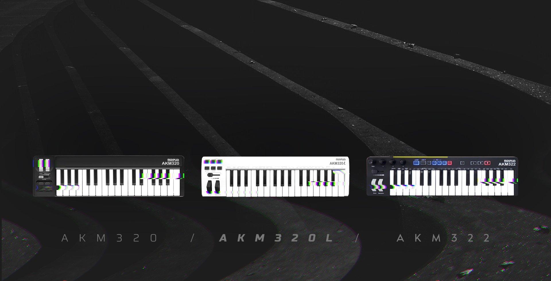 AKM320+322+320L