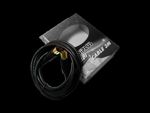 MIDI 5PIN Cable 3M