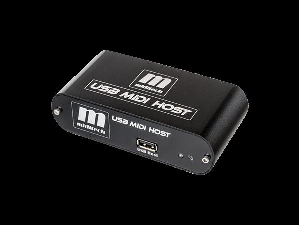 USB MIDI HOST